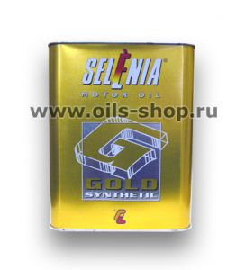 Selenia Gold Synth 10W40
